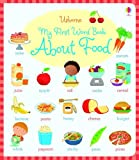My first word book about food...