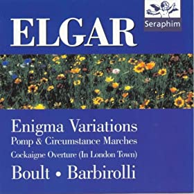 Enigma Variations, Marches, Cockagne