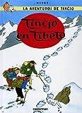 img - for Tintin au Tibet - in Esperanto (Esperanto Edition) book / textbook / text book