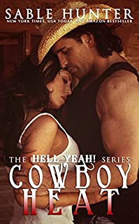 Cowboy Heat by Sable Hunter ebook deal