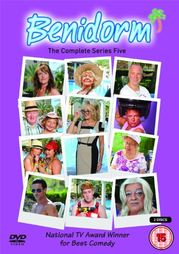 Benidorm - Series 5 [DVD] [2012]