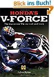 Honda's V-force: Their Four-stroke V4...