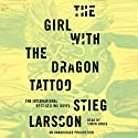 The Girl with the Dragon Tattoo: The Millennium Series, Book 1 Audiobook by Stieg Larsson Narrated by Simon Vance