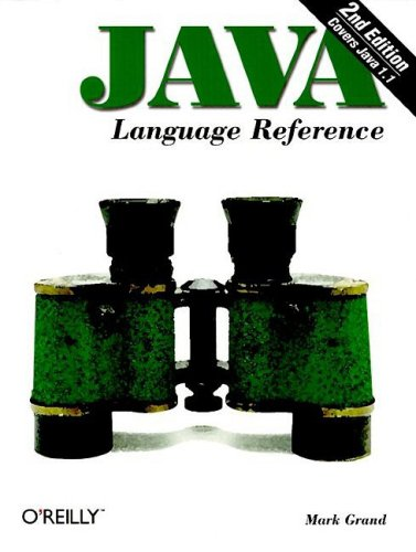 Java Language Reference