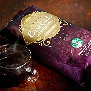 Starbucks Guatemala Casi Cielo Whole Bean Coffee - Rich & Complex