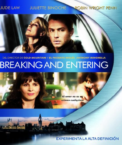 Breaking and Entering [Blu-ray]