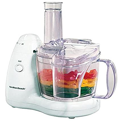 Hamilton Beach PrepStar 70550R Food Processor