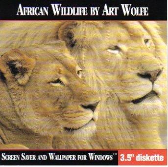 African Wildlife by Art Wolfe