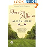 Foreign Affairs Novel Alison Lurie