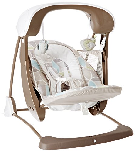 Lowest Price! Fisher-Price Deluxe Take Along Swing and Seat