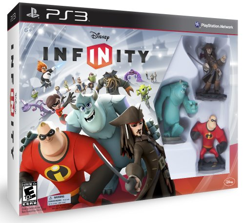 DISNEY INFINITY Starter Pack PS3 (Hd Xbox 360 Starter Kit compare prices)