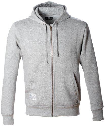 Men's Zip-up Hooded Sweatshirt