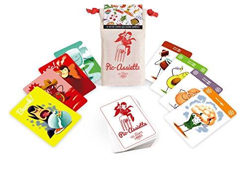 Les Jouets Libres, PIC ASSIETTE - Il gioco che aiuta i bambini ad imparare a mangiar bene!