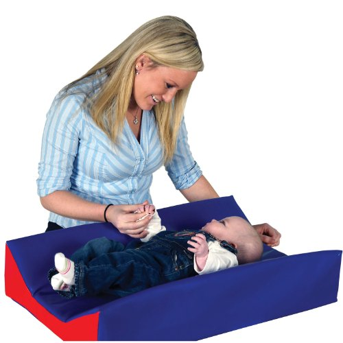 Ecr4kids Soft Baby Changer Primary
