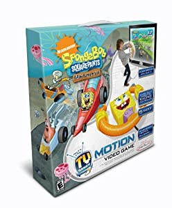 TV Games - SpongeBob Motion Video Game