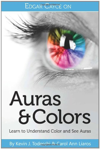 Edgar Cayce on Auras  Colors087604688X