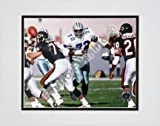 Photo File Dallas Cowboys Ed Too Tall Jones Action Matted Photo Amazon.com
