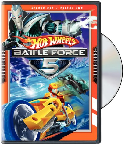 Hot Wheels Battle Force 5: Season 1, Vol. 2