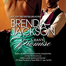 A Man's Promise: The Grangers, Book 2 Audiobook by Brenda Jackson Narrated by Ron Butler