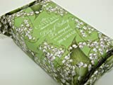 Castelbel Porto Lily of the Valley Luxury Bath Bar 10.5 Oz Gift Wrapped Portugal