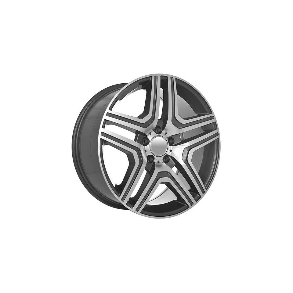 15 Inch Mercedes Benz AMG Replica Wheels Rims (set of 4)