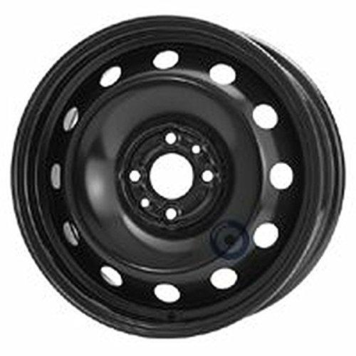 CERCHI-IN-FERRO-ALCAR-AC8185-FIAT-Idea-MPVLancia-Ypsilon-0903-6Jx15-4X98-ET40-Colore-Black-Nero