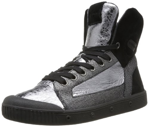 Springcourt ,  Sneaker uomo, Nero (Noir (Black 08)), 43