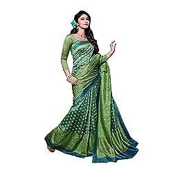 Fashionate Thapa Silk Multicolor Printed Saree