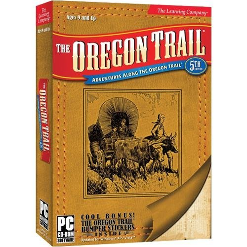 Oregon Trail 5th Edition
