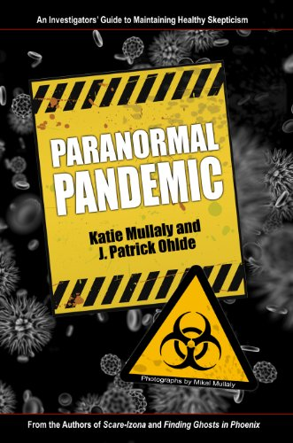 Book: Paranormal Pandemic by Katie Mullaly, J. Patrick Ohlde