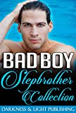 ROMANCE: Bad Boy Romance Stepbrother Collection (Stepbrother Biker Forbidden Taboo Romance) (New Adult Contemporary Romance Short Stories)