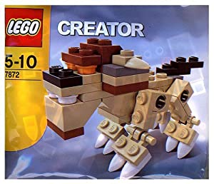 LEGO Creator: Creature (Lion) Set 7872 (Bagged)