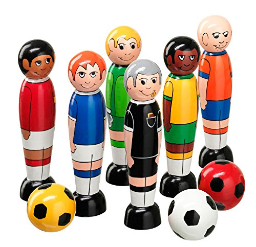 Lanka Kade SK66 Football Bowling Set Playset