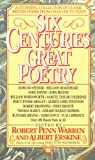 img - for Six Centuries of Great Poetry: A Stunning Collection of Classic British Poems from Chaucer to Yeats book / textbook / text book