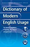 A Dictionary of Modern English Usage (Wordsworth Reference) (1853263184) by H. W. Fowler