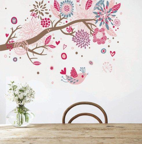boheme-style-arbre-fleurs-sticker-mural-amovible-maison-en-papier-peint-de-salon-chambre-cuisine-art