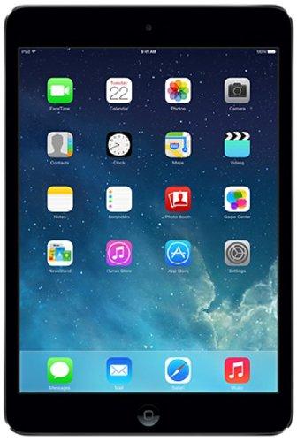 "Apple - iPad Mini 2 retina 7.9"" - Blanc - Wifi + cellulaire - 16 Go - (ME820)"