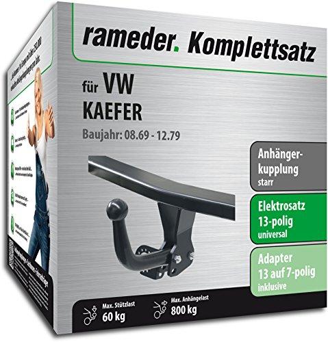 RAMEDER-Komplettsatz-Anhngerkupplung-starr-13pol-Elektrik-fr-VW-KAEFER-124848-00090-1