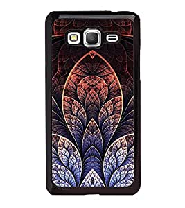 Fuson Premium 2D Back Case Cover Floral Pattern With yellow Background Degined For Samsung Galaxy J5::Samsung Galaxy J5 J500F
