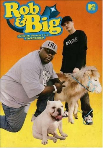 Rob & Big - The Complete Seasons 1 & 2 Uncensored