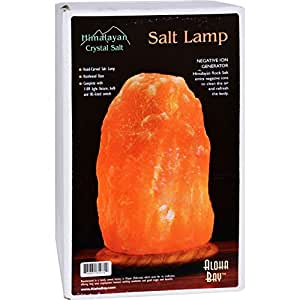 Salt Lamp Care Instructions : Amazon.com: Himalayan Salt Lamp Wood Base 10In: Health & Personal Care