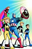 Avengers And Power Pack Assemble! Digest