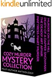 Cozy Murder Mystery Collection - Multi-Author Anthology (Cozy Romance & Mystery)