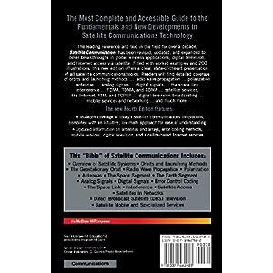 Satellite Communications, Fourth Edition (Professional Engineering)