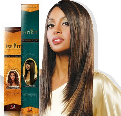 BOBBI-BOSS-ESPIRIT-16-NATURAL-YAKY-100-HUMAN-HAIR-EXTENSIONS-430-MEDIUM-DARK-BROWNLIGHT-AUBURN