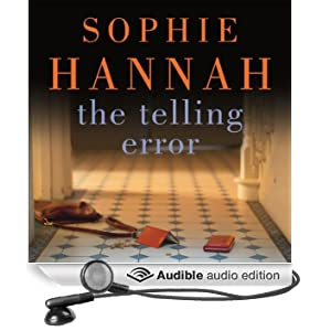 The Telling Error: Culver Valley Crime, Book 9 (Unabridged)