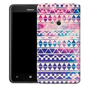 Retro coque etui housse case pour Nokia Lumia 625