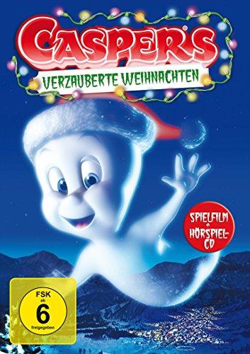 Caspers verzauberte Weihnachten  (+ Hörspiel-CD) [Edizione: Germania]