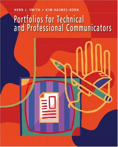 Portfolios for Technical and Professional Communicators