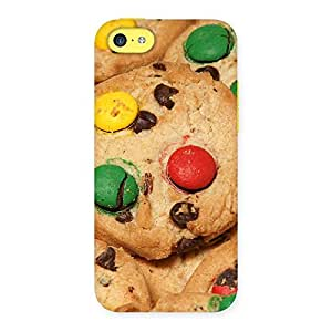 Lovely Cookies Design Back Case Cover for iPhone 5C